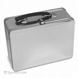 Large Metal Lunch Box Lunchbox com