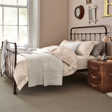 Metal Headboards For Sale by Metal Beds For Sale Wrought Iron Bed Feather Black