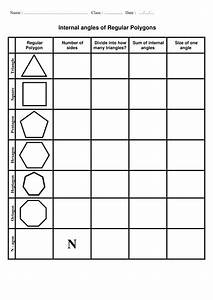 Interactive Guide To Angles With Worksheets