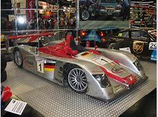 Audi R8 LMP — Вікіпедія