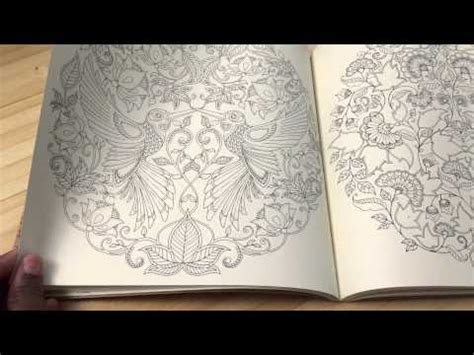 adult coloring book review secret garden coloring book