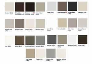peinture grise 28 nuances de gris pour les murs i deco cool With couleur gris taupe nuancier