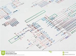 Technical Drawing Stock Photo  Image Of Design  Plans