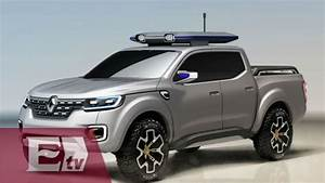4x4 Renault Pick Up : renault fabricar en m xico la pick up alaskan dar o celis youtube ~ Maxctalentgroup.com Avis de Voitures