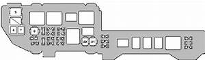 Lexus Es300  1999  - Fuse Box Diagram