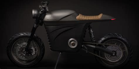 Motoras Electric by New Us Startup Tarform Motorcycles Unveils Their