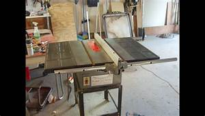 Jet Jts 10  This Old Table Saw  Finished