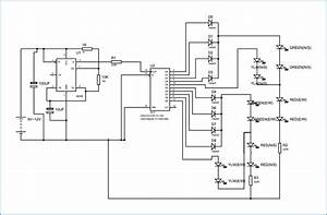 what does the open circle in the circuit depict With circuit diagram a