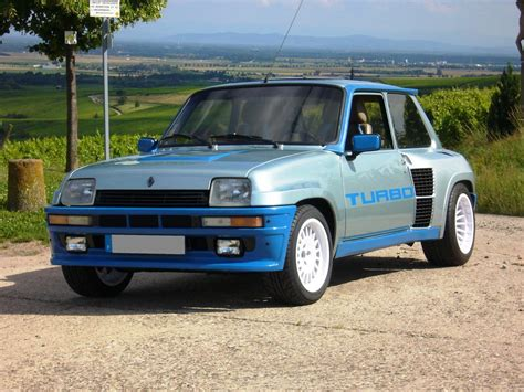 siege 5 gt turbo renault 5 gt turbo