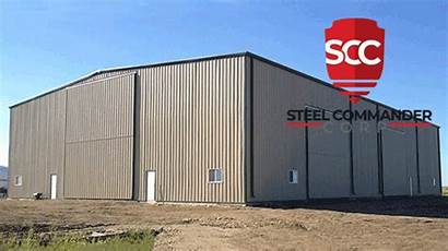 Steel Building Kits Buildings Kit Commander Protection