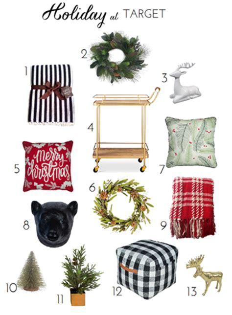 christmas decorations  target emily  clark