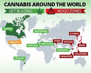 which states is recreational weed legal