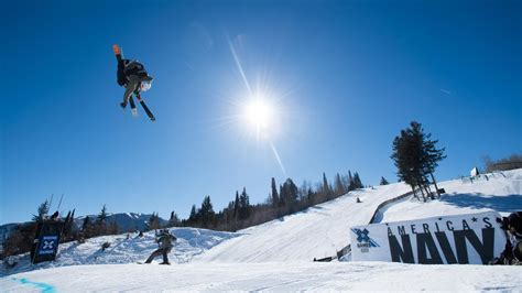 games aspen  preview mens ski slopestyle espn