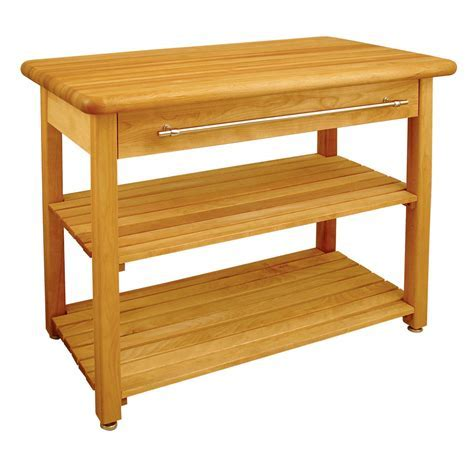 Catskill Kitchen Islands, Carts & Butcher Blocks