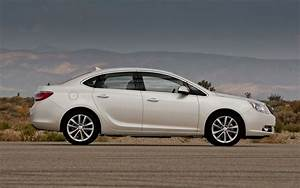2012 Buick Verano First Test