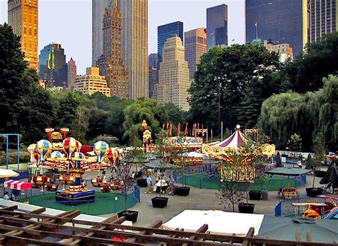victorian gardens amusement park  central park