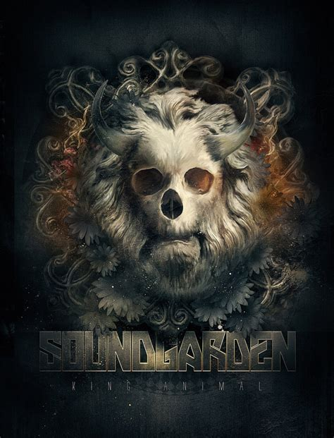 Soundgarden King Animal Wallpaper - king animal by turk1672 on deviantart