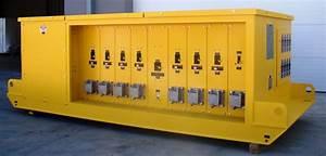 Mine Power Centers