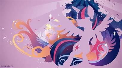 Pony Twilight Sparkle Desktop Phone Wide