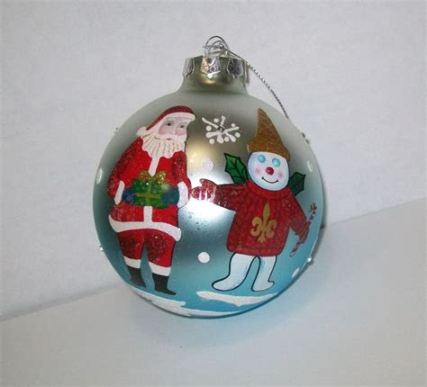 Dillards Ornaments 2013 by 17 Best Images About Mr Bingle On Icons