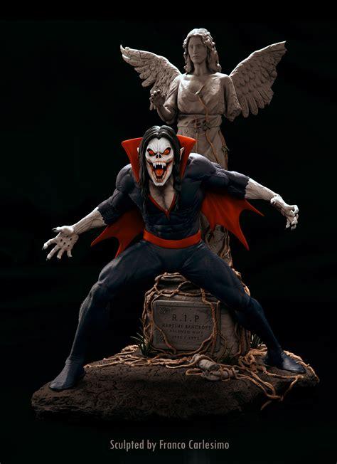 artstation morbius  heads franco carlesimo