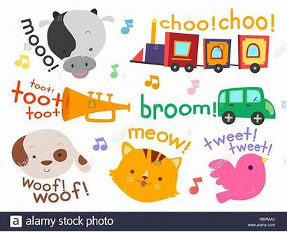 Sounds Different Animals Clipart Vehicles Cow Train