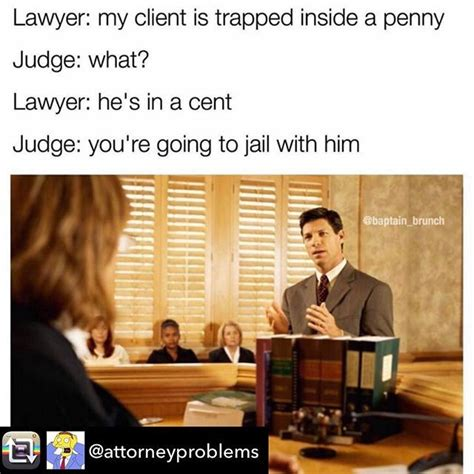 Lawyer Memes - 953 best lawyer jokes and law humor images on pinterest