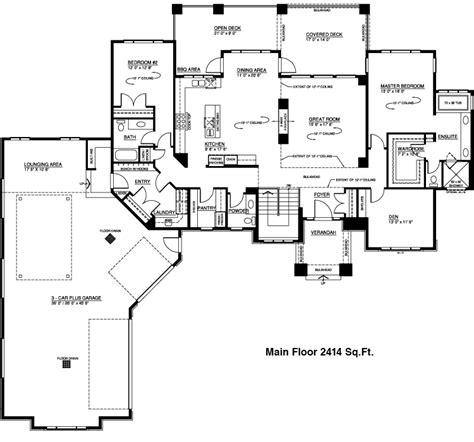 custom ranch floor plans unique ranch house plans stellar homes custom home builder serving edmonton spruce grove