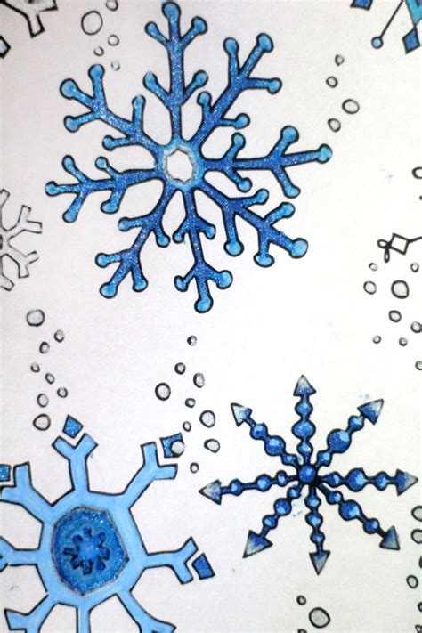 18348 exles of written resumes beautiful snowflake coloring pictures component exle
