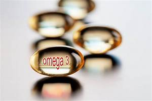 The Health Benefits Of Omega