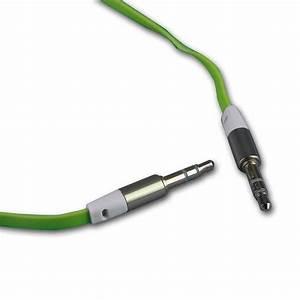 3 5mm Klinkenkabel : klinken kabel 3 5mm stecker zu stecker gr n stereo klinkenkabel audiokabel ~ Frokenaadalensverden.com Haus und Dekorationen