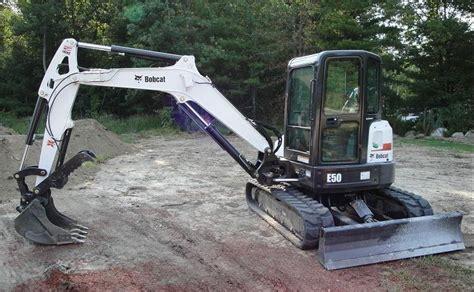 bobcat emini excavator specs price features review images