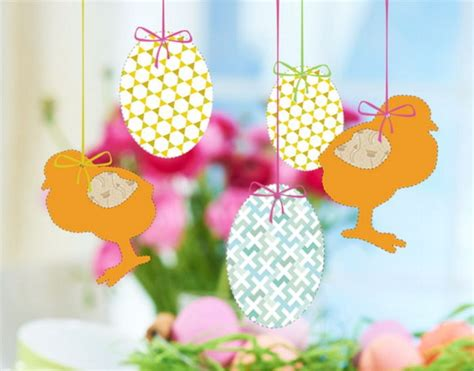 easter decorations 12 animals decor ideas for your easter digsdigs