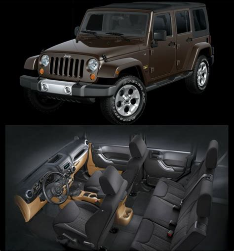 2013 jeep wrangler unlimited rugged brown pearl