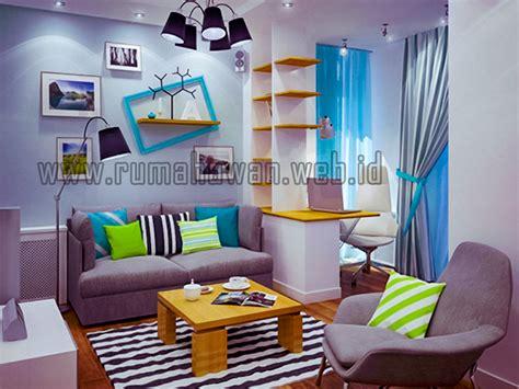 Ide Cerdik Menata Dekorasi Ruang Kecil  Rumah Awan