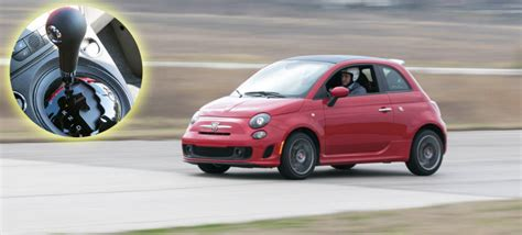 Fiat 500 Turbo Automatic by The Fiat 500 Abarth Just Isn T As Stupid With An Automatic