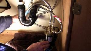 Installing A Recirculation Pump For Instant Hot Water And