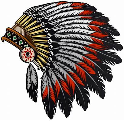 Clipart Native Headdress American Hats Transparent Yopriceville