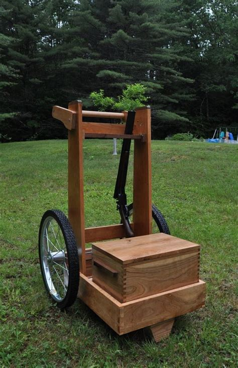 folding sass gun cart western clothing cowboy action