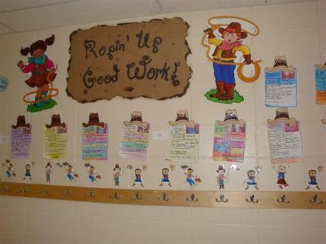 cowboy preschool theme 1000 images about western classroom decorations on 322