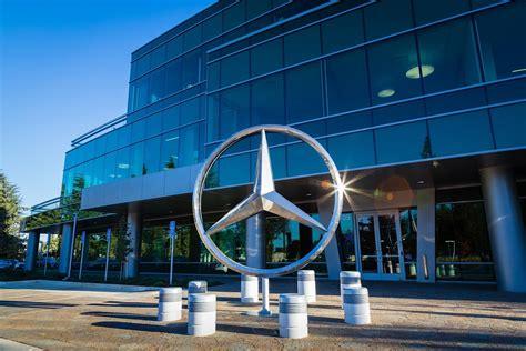 mercedes benz opens  headquarters   center