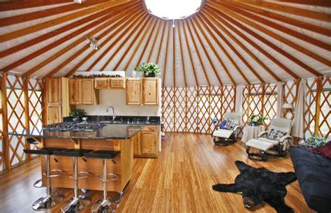Yurt Interiors