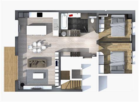 logiciel plan de cuisine cg architecture amménagement d 39 un appartement de 80m