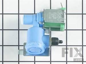 Oem Frigidaire Refrigerator Water Inlet Valve  242252603