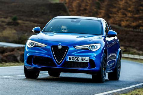 Alfa Romeo Stelvio Quadrifoglio review | Auto Express