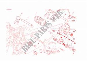 Gear Change Mechanism For Ducati 1299 Panigale S 2016