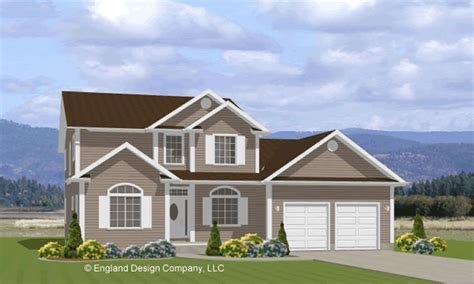 Two Story House Plan Inexpensive Two-story House Plans
