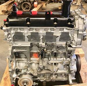 Nissan Frontier Engine 2 5l 2005 2006 2007 2008
