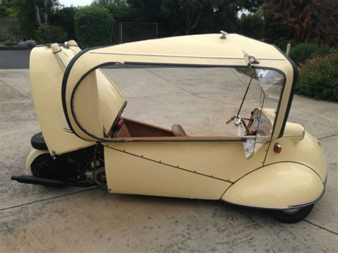 3 Wheel Car For Sale by Messerschmitt Kr175 Kr200 3 Wheel Car Microcar 1954 No