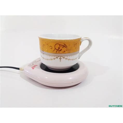 penghangat minuman elektrik listrik gelas teko kopi the shopee indonesia